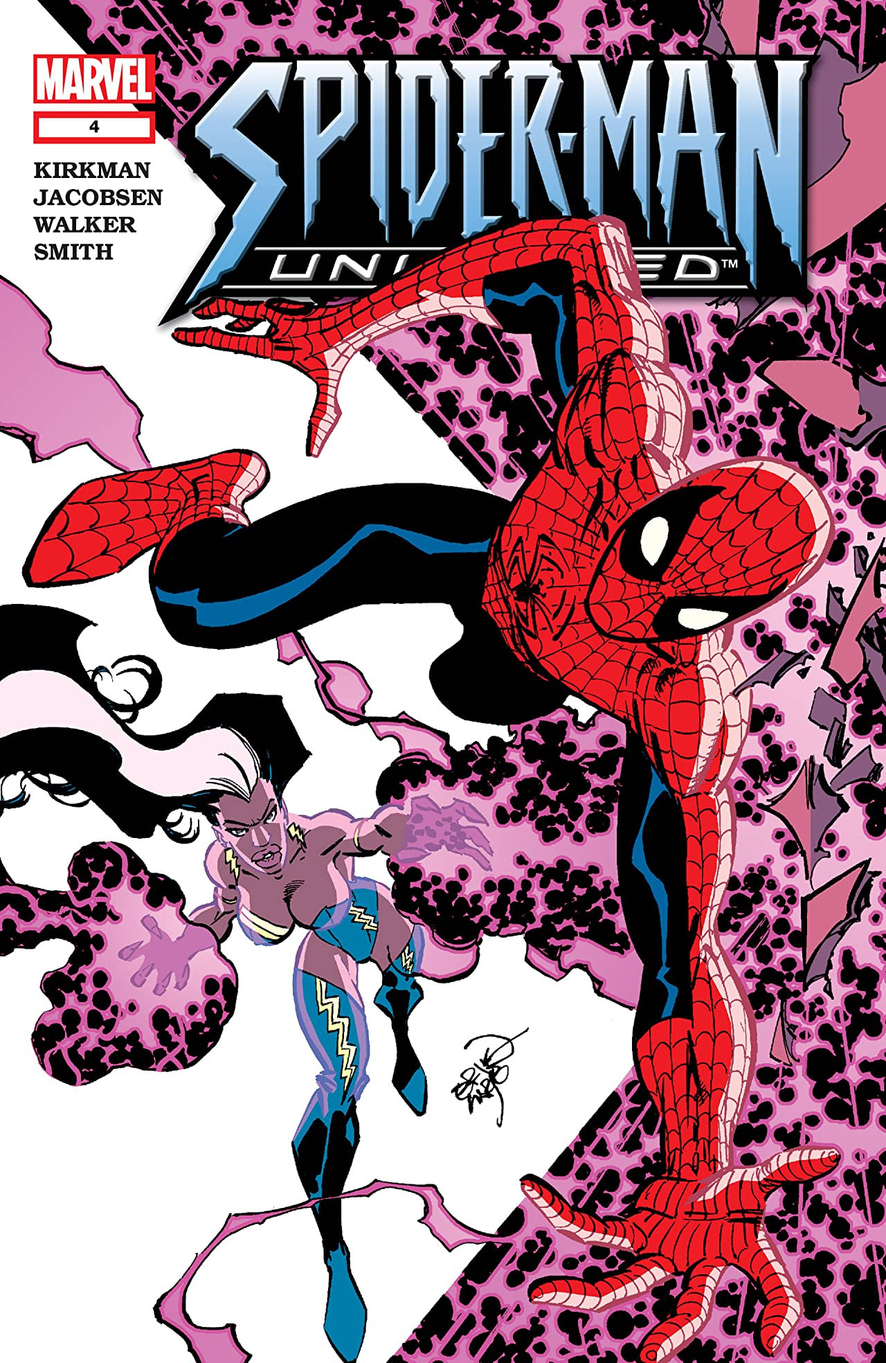 Spider-Man Unlimited Vol 3 4