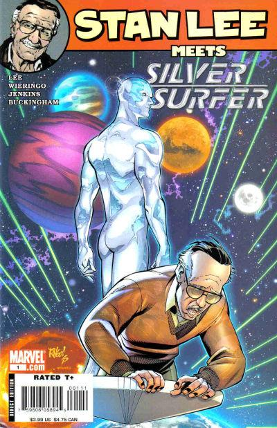 Stan Lee Meets Silver Surfer Vol 1 1