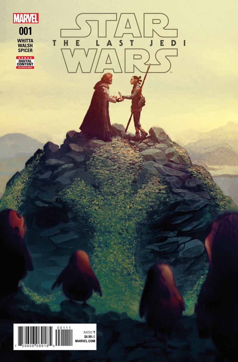Star Wars: The Last Jedi Adaptation Vol 1 1