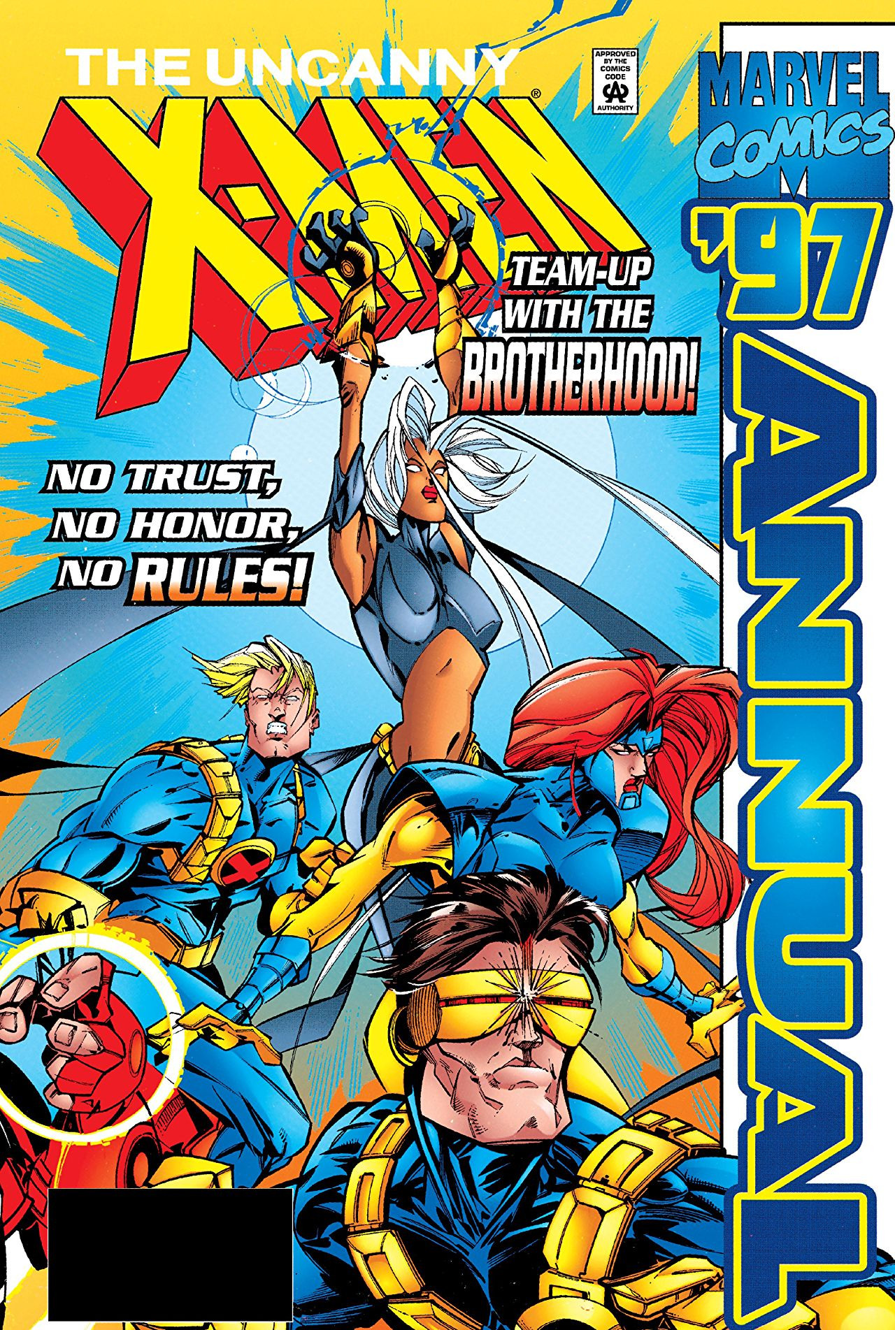 Uncanny X-Men Annual Vol 1 1997