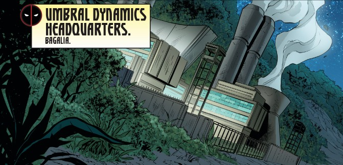 Umbral Dynamics (Earth-616)/Gallery