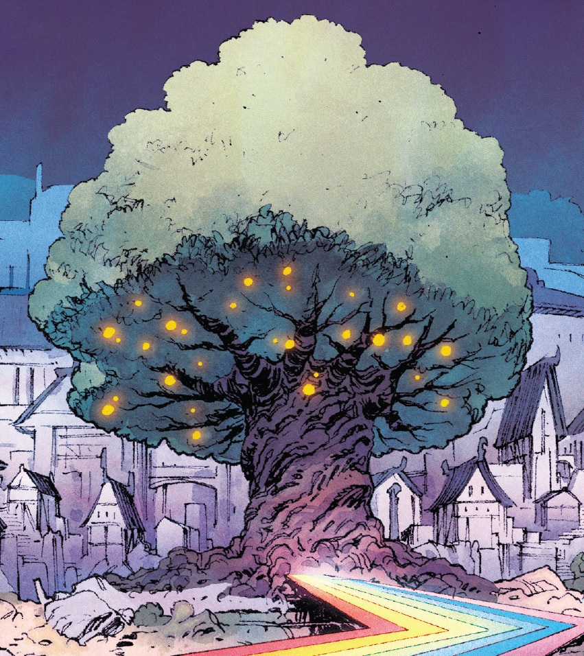 Watchtower Tree