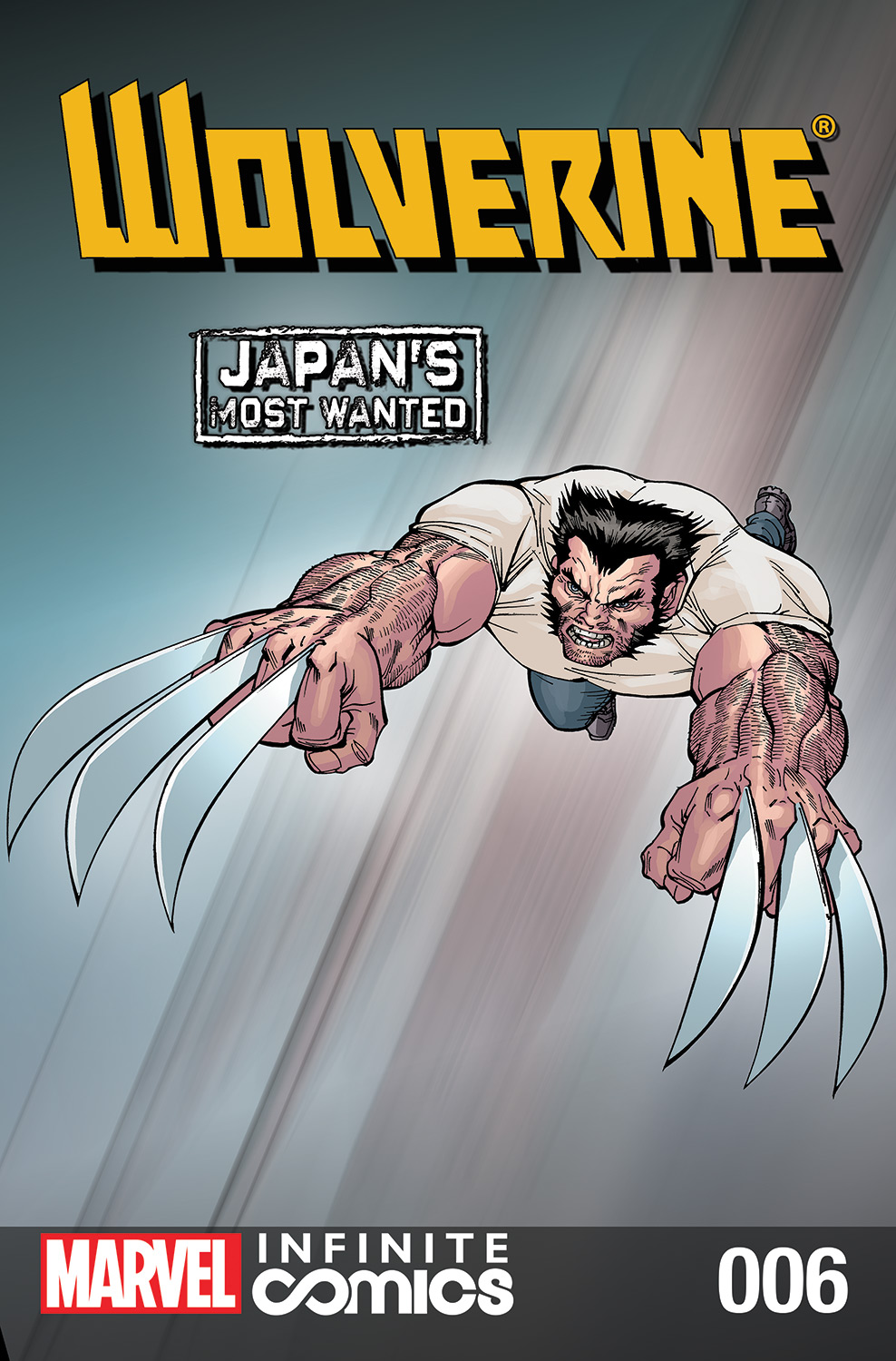 Wolverine: Japan's Most Wanted: Infinite Comic Vol 1 6