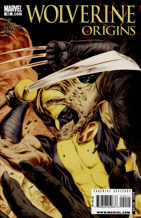 Wolverine: Origins Vol 1 40