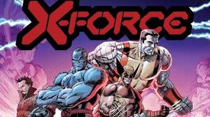 X-FORCE 1 Launch Trailer Marvel Comics