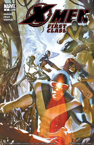 X-Men First Class Vol 2 2.jpg
