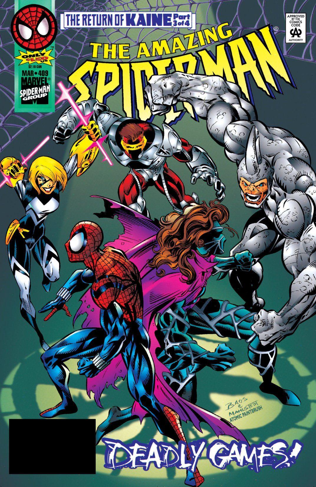 Spider-Man: The Complete Ben Reilly Epic Vol 1 3