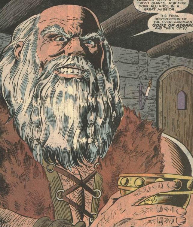 Bjorn the White (Earth-616)