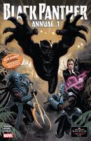 Black Panther Annual Vol 2 1