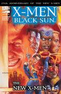 Black Sun X-Men Vol 1 1