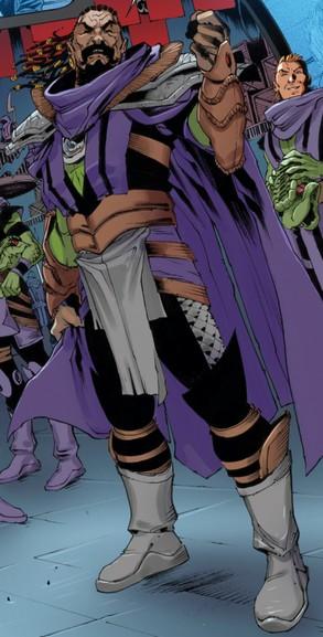 Caden Tar (Earth-616)/Gallery