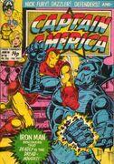 Captain America (UK) Vol 1 16