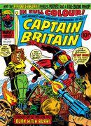 Captain Britain Vol 1 11