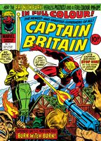 Captain Britain Vol 1 11