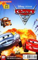 Cars 2 Vol 1 2