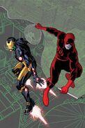 Daredevil Vol 3 26 Rivera Variant Textless