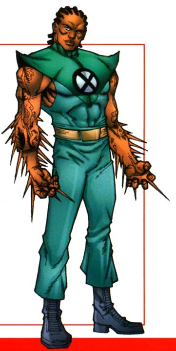 Darian Elliott (Earth-616)