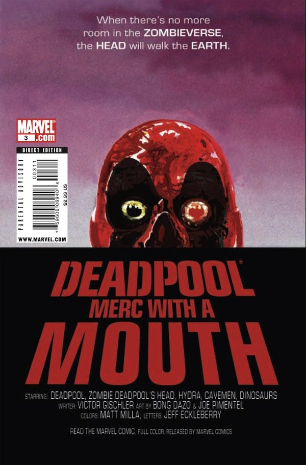 Deadpool: Merc with a Mouth Vol 1 3