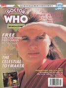 Doctor Who Magazine Vol 1 196