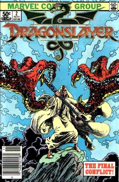 Dragonslayer Vol 1 2