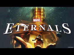 ETERNALS -1 Final Trailer - Marvel Comics
