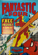 Fantastic Four (UK) Vol 1 18