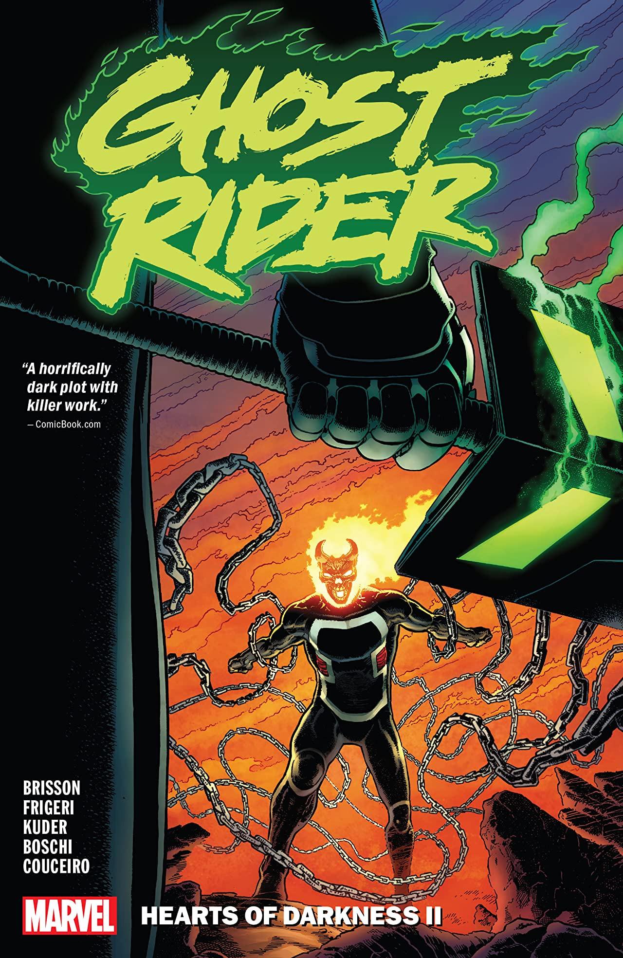 Ghost Rider TPB Vol 1 2: Hearts of Darkness II