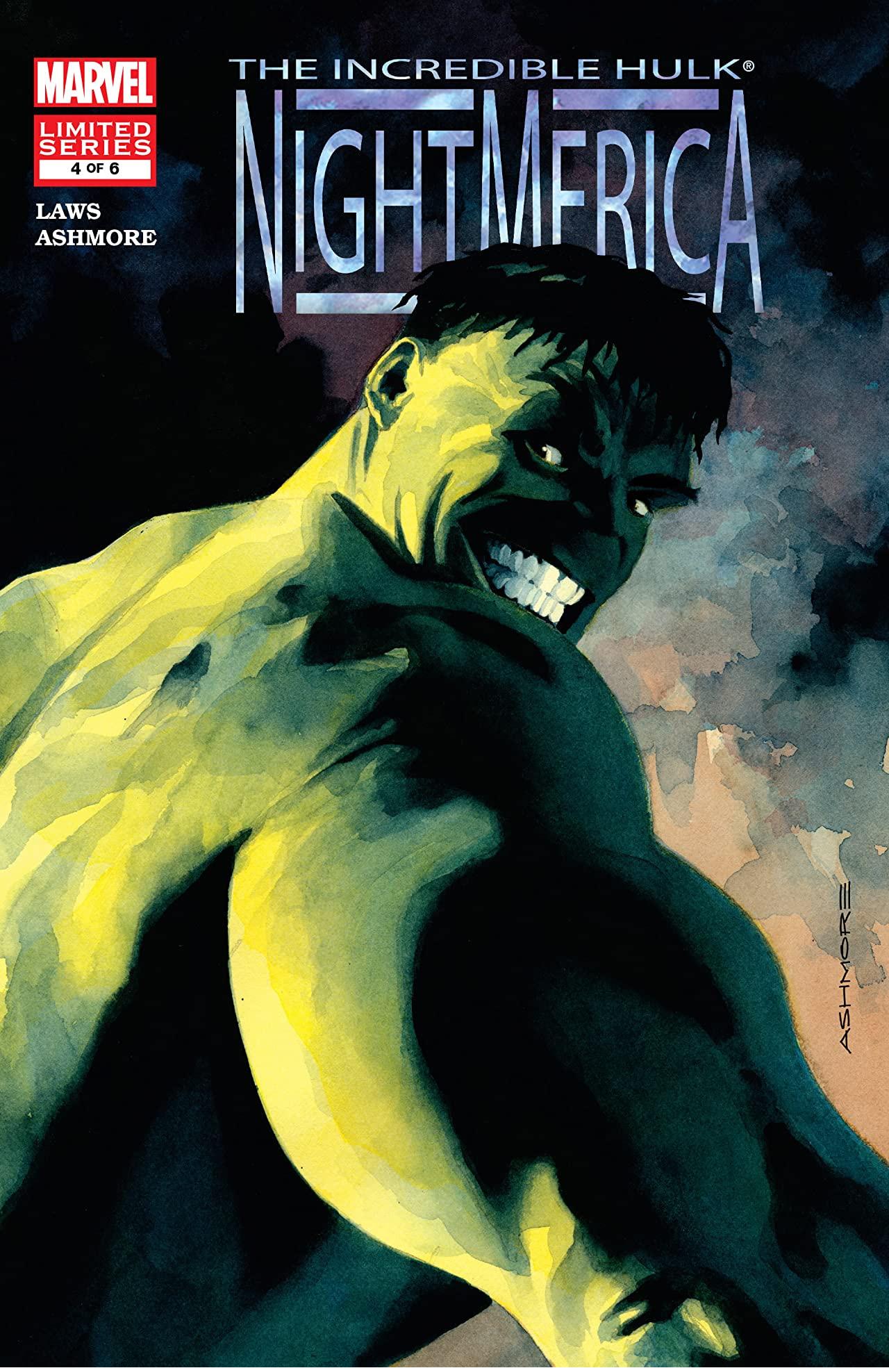 Hulk: Nightmerica Vol 1 4
