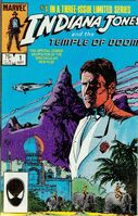 Indiana Jones and the Temple of Doom Vol 1 1