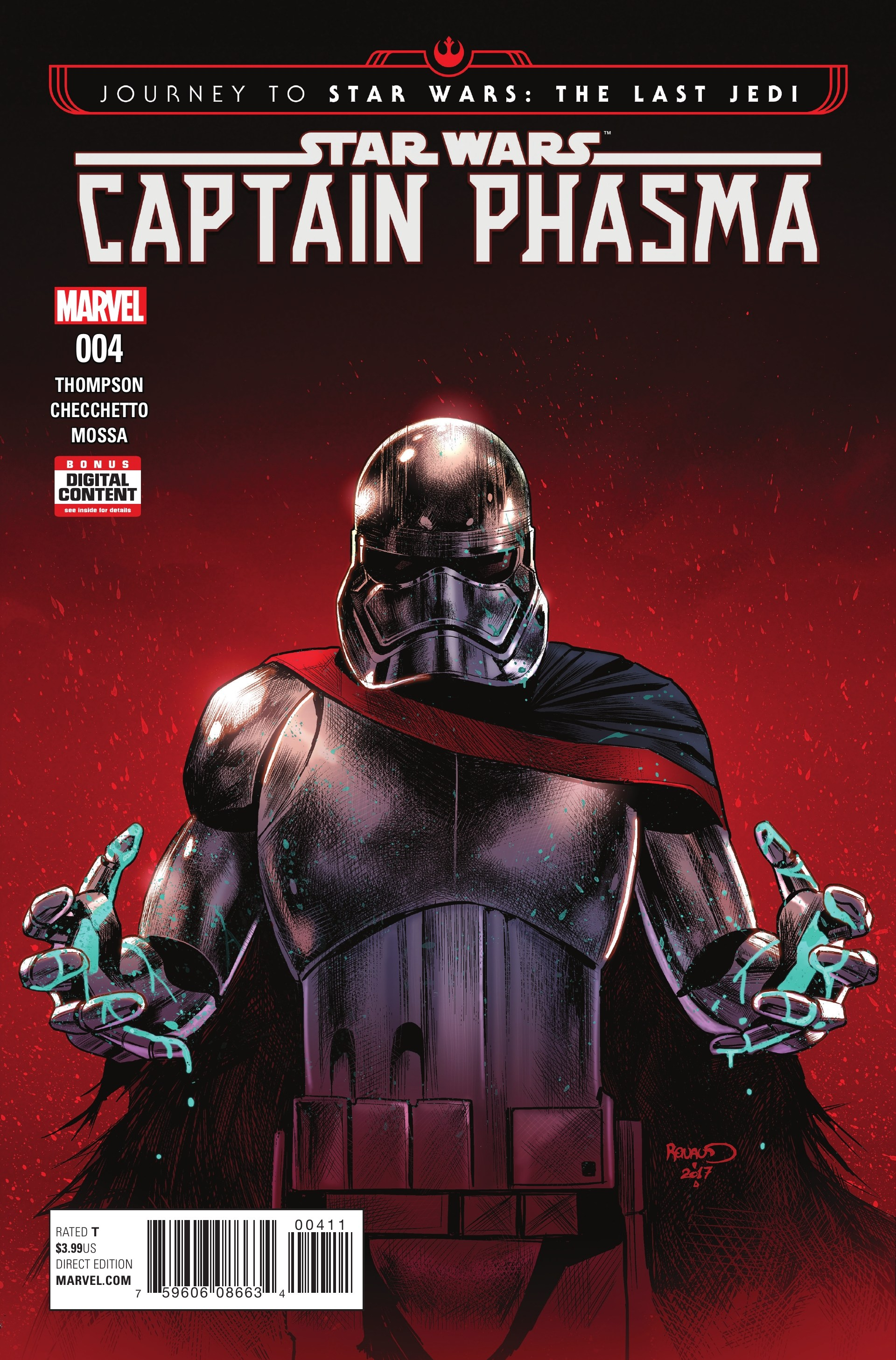 Journey to Star Wars: The Last Jedi - Captain Phasma Vol 1 4