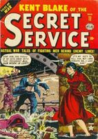 Kent Blake of the Secret Service Vol 1 12