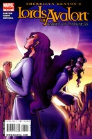 Lords of Avalon Knight of Darkness Vol 1 5