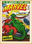 Marvel Comic Vol 1 344