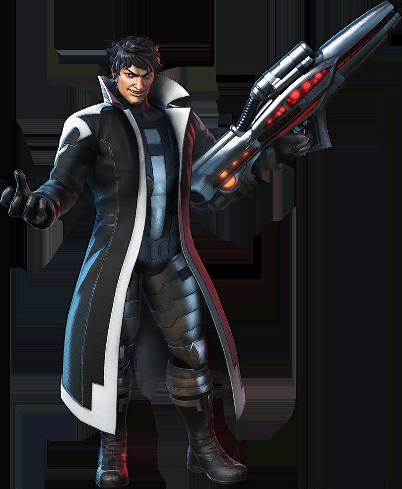 Maximus Boltagon (Earth-TRN765)