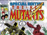 New Mutants Special Edition Vol 1 1