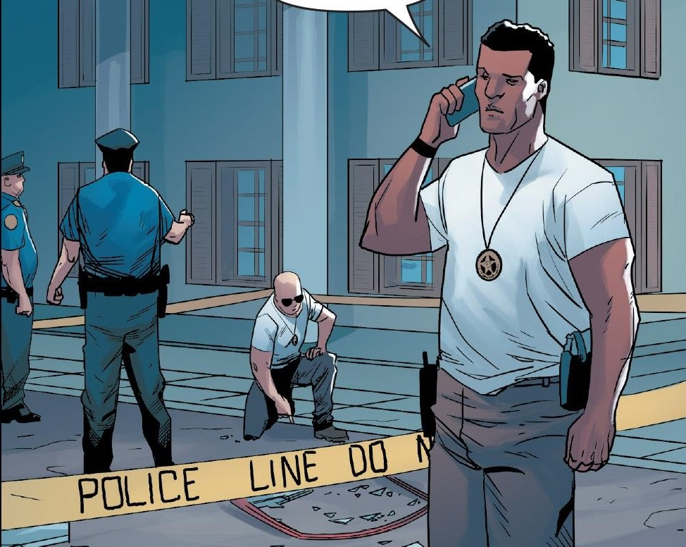 New Orleans Police Department (Earth-616)/Gallery