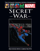 Official Marvel Graphic Novel Collection Vol 1 33