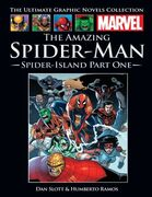 Official Marvel Graphic Novel Collection Vol 1 76