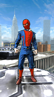 Peter Parquagh (Earth-TRN540) from Spider-Man Unlimited (video game).png