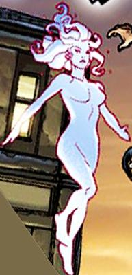 Positron (Annie) (Earth-616)