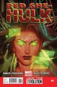 Red She-Hulk Vol 1 61