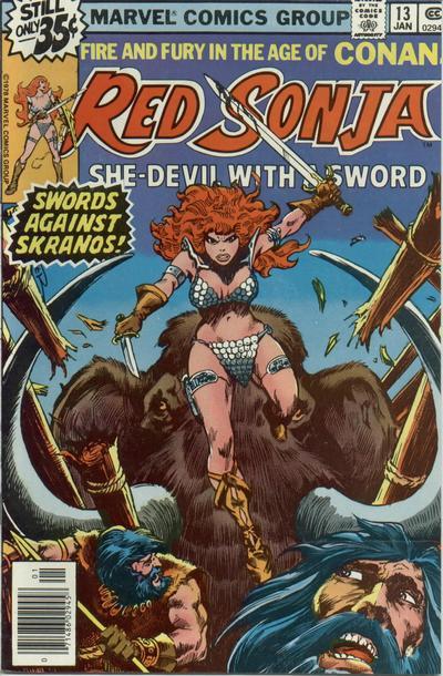 Red Sonja Vol 1 13