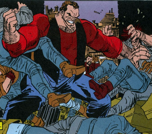 Roc (Assassin) (Earth-616)