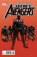 Secret Avengers Vol 1 12.1