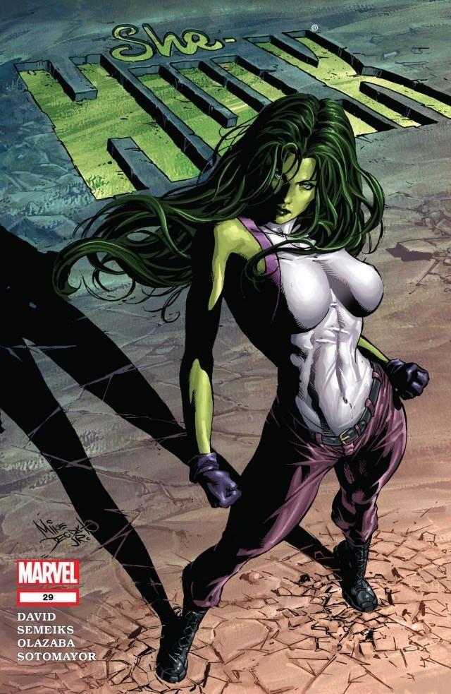 She-Hulk Vol 2 29
