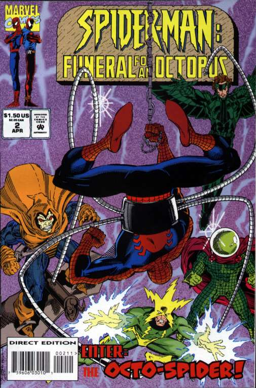 Spider-Man: Funeral for an Octopus Vol 1 2