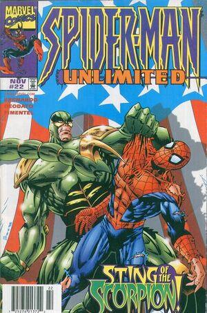 Spider-Man Unlimited Vol 1 22.jpg