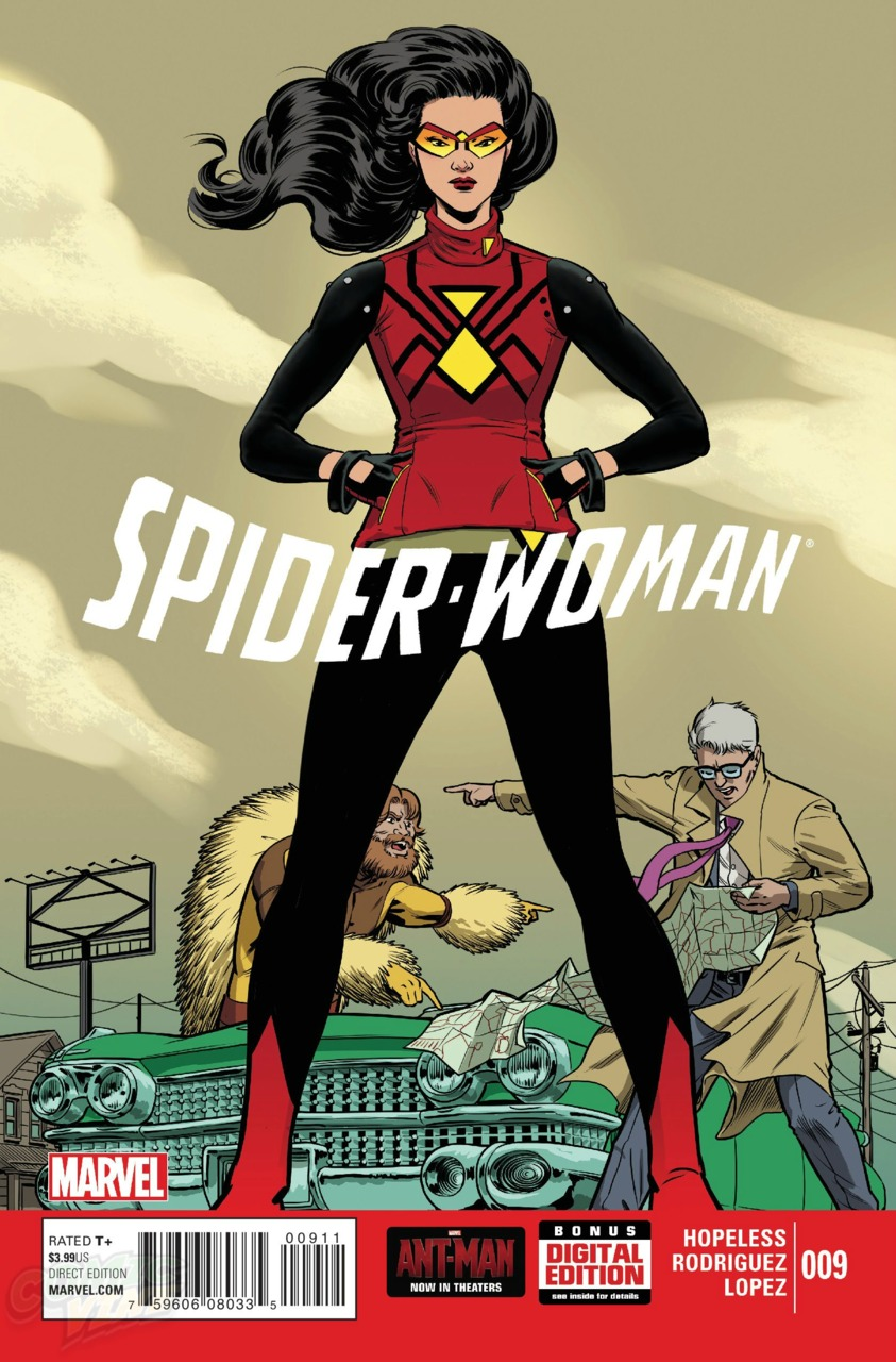 Spider-Woman Vol 5 9