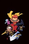 Squadron Sinister Vol 1 1 Baby Variant Textless