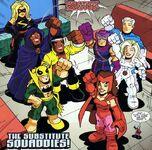 Substitute Squaddies (Earth-11911)